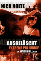 Extreme Prejudice - German Movie Cover (xs thumbnail)
