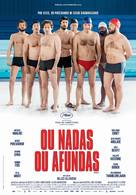 Le grand bain - Portuguese Movie Poster (xs thumbnail)