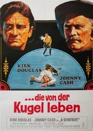 A Gunfight - German Movie Poster (xs thumbnail)