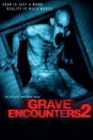 Grave Encounters 2 - DVD cover (xs thumbnail)