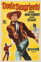 Man from God's Country - Argentinian Movie Poster (xs thumbnail)