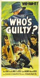 Who's Guilty? - Movie Poster (xs thumbnail)