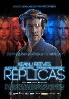 Replicas - Mexican Movie Poster (xs thumbnail)