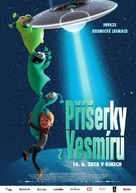 Luis and His Friends from Outer Space - Czech Movie Poster (xs thumbnail)