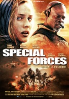 Forces spéciales - Italian Movie Poster (xs thumbnail)