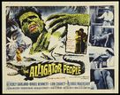 The Alligator People - Movie Poster (xs thumbnail)