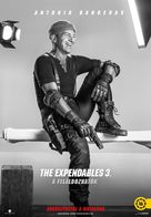 The Expendables 3 - Hungarian Movie Poster (xs thumbnail)