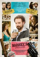 Barney's Version - German Movie Poster (xs thumbnail)