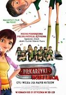 Metegol - Polish Movie Poster (xs thumbnail)