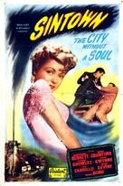 Sin Town - Movie Poster (xs thumbnail)
