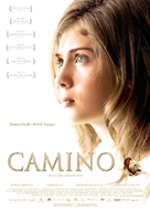 Camino - Turkish Movie Poster (xs thumbnail)