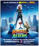 Monsters vs. Aliens - Swiss Movie Poster (xs thumbnail)