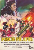 Pontius Pilate - Spanish Movie Poster (xs thumbnail)