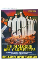 Le dialogue des Carmélites - Belgian Movie Poster (xs thumbnail)