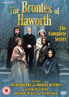 """""""The Brontes of Haworth"""" - British DVD movie cover (xs thumbnail)"""