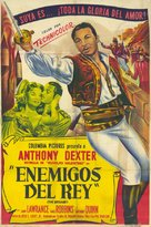 The Brigand - Spanish Movie Poster (xs thumbnail)