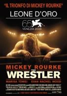 The Wrestler - Italian Movie Poster (xs thumbnail)