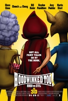 Hoodwinked Too! Hood VS. Evil - Movie Poster (xs thumbnail)