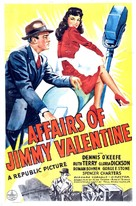 The Affairs of Jimmy Valentine - Movie Poster (xs thumbnail)