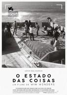 Stand der Dinge, Der - Portuguese Movie Poster (xs thumbnail)