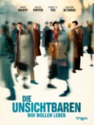 Die Unsichtbaren - German DVD movie cover (xs thumbnail)