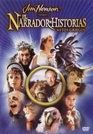 """""""The Storyteller"""" - Spanish DVD movie cover (xs thumbnail)"""