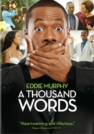 A Thousand Words - DVD movie cover (xs thumbnail)