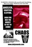 Chaos - Movie Poster (xs thumbnail)