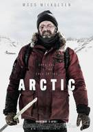 Arctic - Swedish Movie Poster (xs thumbnail)