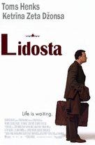 The Terminal - Latvian Movie Poster (xs thumbnail)