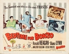 Bedtime for Bonzo - Movie Poster (xs thumbnail)