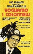 Vogliamo i colonnelli - Italian Movie Poster (xs thumbnail)