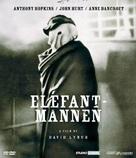The Elephant Man - Norwegian Movie Cover (xs thumbnail)