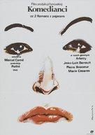 Les enfants du paradis - Polish Movie Poster (xs thumbnail)