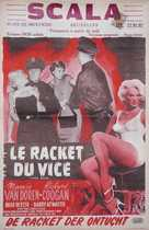 Vice Raid - Belgian Movie Poster (xs thumbnail)