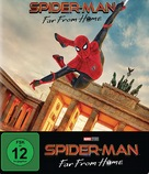 Spider-Man: Far From Home - German Movie Cover (xs thumbnail)