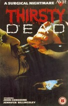 The Thirsty Dead - British VHS cover (xs thumbnail)