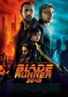 Blade Runner 2049 - Finnish Movie Poster (xs thumbnail)