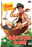 Don't Give Up the Ship - Spanish Movie Poster (xs thumbnail)