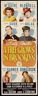 A Tree Grows in Brooklyn - Movie Poster (xs thumbnail)