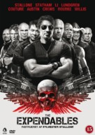 The Expendables - Danish Movie Cover (xs thumbnail)