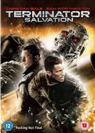 Terminator Salvation - British DVD cover (xs thumbnail)
