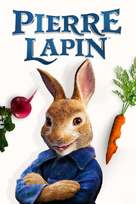 Peter Rabbit - French Movie Cover (xs thumbnail)