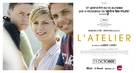 L'atelier - French Movie Poster (xs thumbnail)