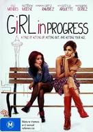 Girl in Progress - Australian DVD movie cover (xs thumbnail)