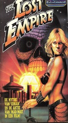 The Lost Empire - Dutch VHS movie cover (xs thumbnail)