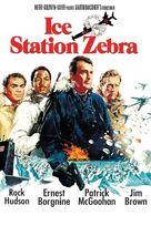 Ice Station Zebra - DVD cover (xs thumbnail)