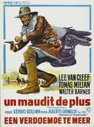 La resa dei conti - Belgian Movie Poster (xs thumbnail)