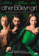 The Other Boleyn Girl - DVD movie cover (xs thumbnail)