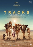 Tracks - Italian Movie Poster (xs thumbnail)